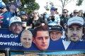 Australië: Eerste beelden van Stoffel Vandoorne in Melbourne