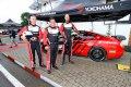 Belcar: Presentatie Yokohama Racing Mustang V8 met Tom Boonen