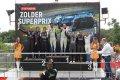 Zolder Superprix: Perfect weekend voor regerend kampioen MExT Racing Team