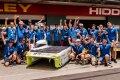 Belgisch Solar Team verovert de pole position op WK voor zonnewagens