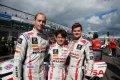 Nürburgring: McLaren wint - Reip en co kampioen