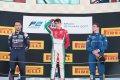 Barcelona: alweer winst voor Leclerc