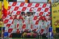 Zandvoort: Een zege en in totaal vier podiumplaatsen voor het Belgian Audi Club Team WRT