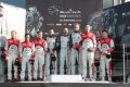 Silverstone: Aston Martin wint voor eigen volk - WRT bevolkt overige podiumtredes