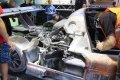 24H Zolder: Brand op de Domec Racing Radical (UPDATE)