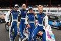 25H VW Fun Cup: Tom Boonen aan de eindmeet van zijn eerste 25 Hours VW Fun Cup