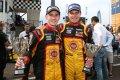 Denis Dupont start in TCR International Series