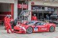 Imola: GT3 Le Mans Cup: Pole voor BMS Scuderia Italia Ferrari 458 Italia GT3