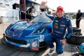 Petit Le Mans: Richard Westbrook op pole