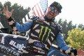 Ken Block neemt deel aan het wereldkampioenschap Rallycross