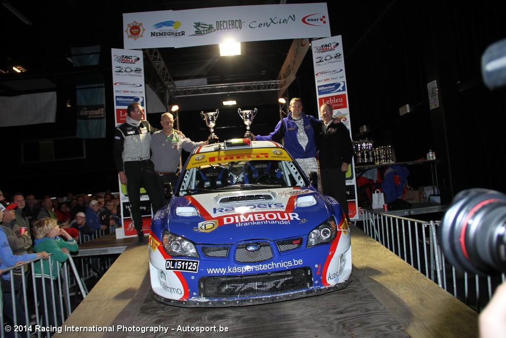 De Tac Rally In Tielt In Beeld Gebracht Autosport Be