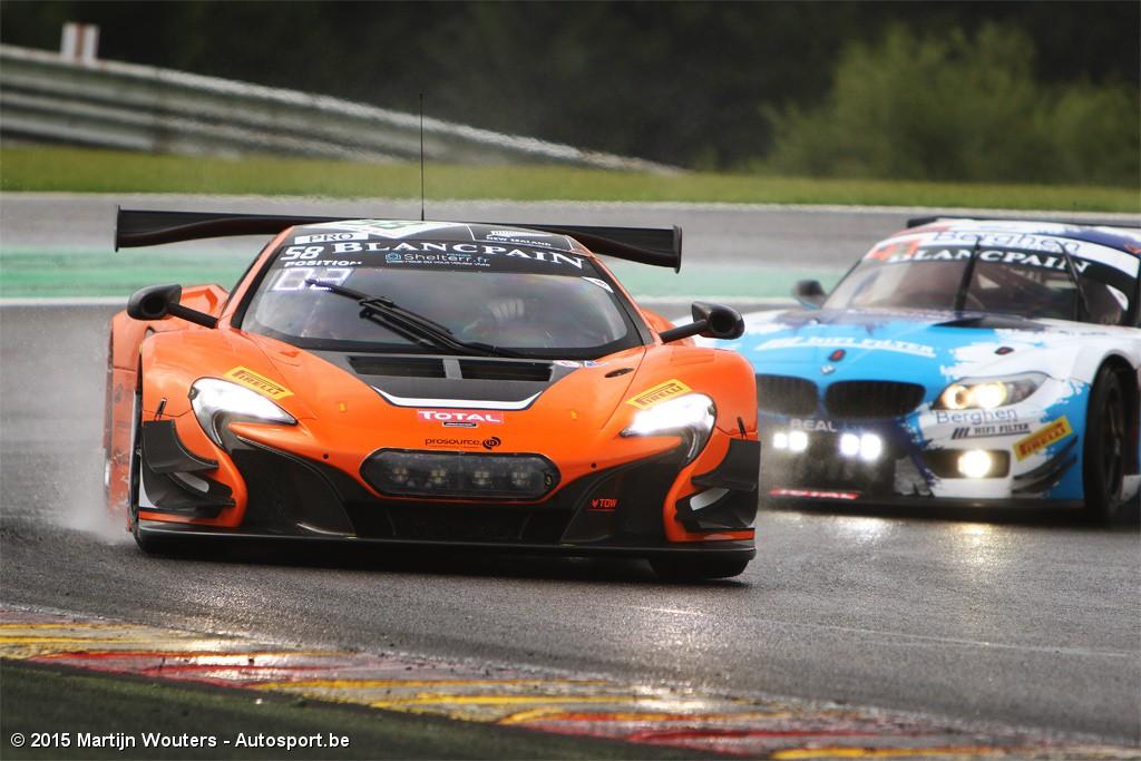Nieuw mclaren team garage 59 opgericht for Garage autosport le portel