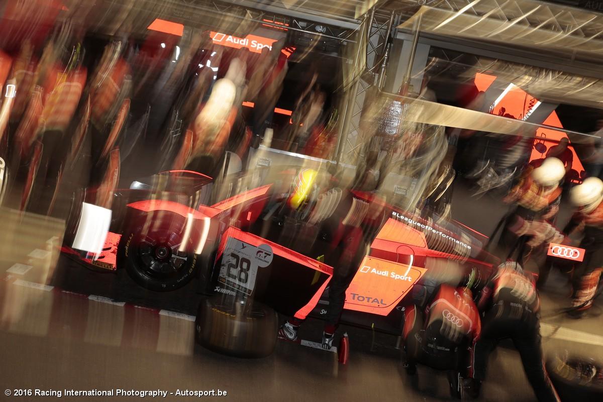 24h Spa De Nacht In Beeld Autosport Be