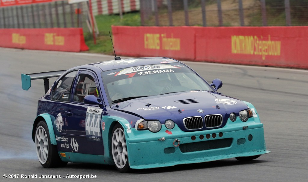 Circuit Zolder Donderdag 23 Oktober 2017 Internationale