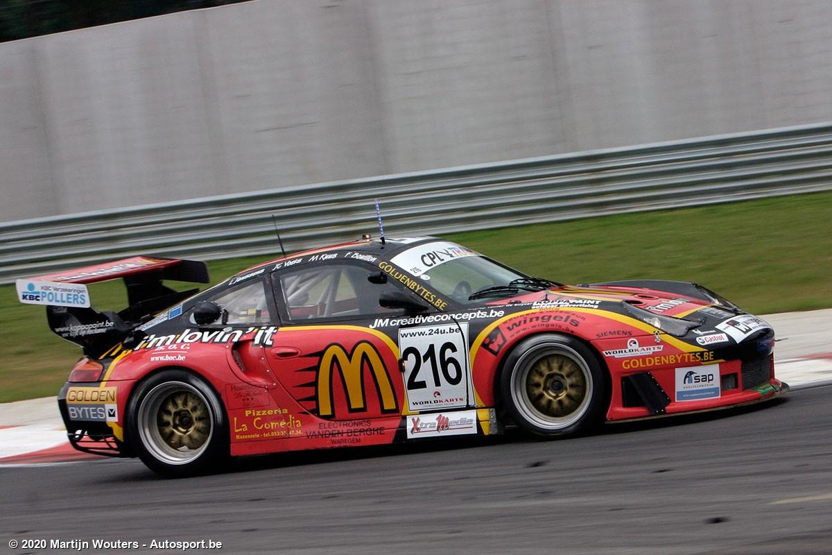 McDonald's Racing - Porsche 996 Bi-Turbo