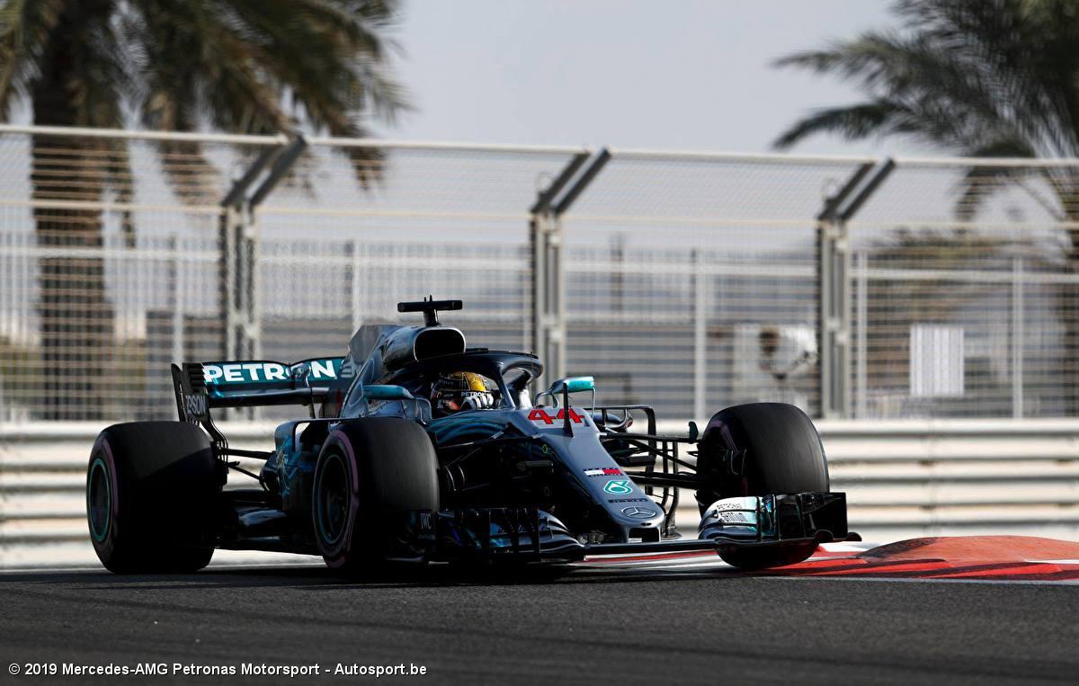 Hij Was Volgens U De Beste F1 Rijder Van 2018 Autosport Be