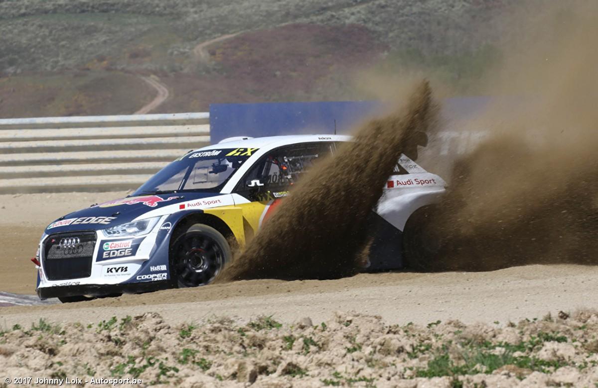 rallycross spel