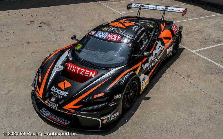 59 Racing - McLaren 720s GT3