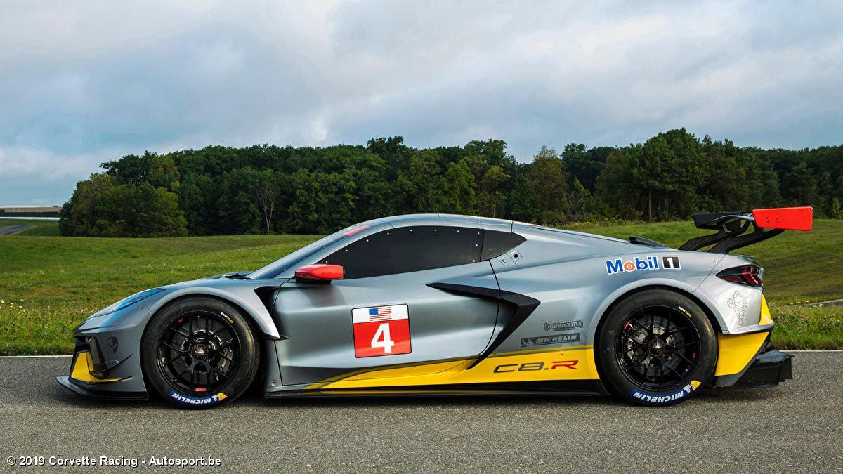 Corvette C8.R GTE
