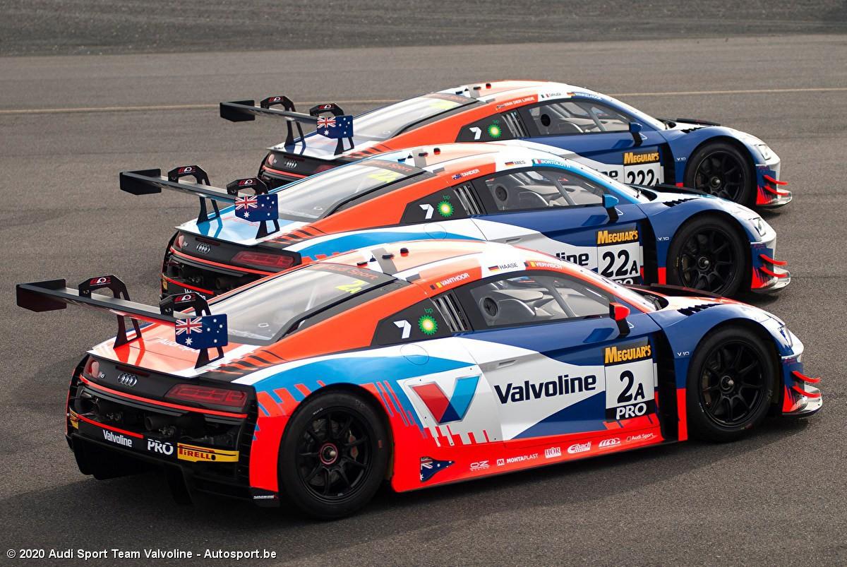 Audi Sport Team Valvoline - Bathurst 12 Hour