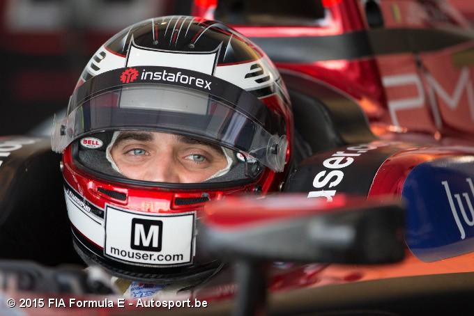 Jérôme d'Ambrosio voor een derde seizoen bij Dragon Racing ...