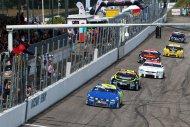 Finish Elite 1 Race 2 - Nascar Whelen Euro Series - Venray