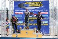 Podium Elite 1 Race 2 - Nascar Whelen Euro Series - Venray