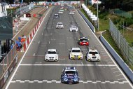 Strijd BMW M235i Racing Cup Belgium