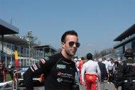 Monza: Beelden van op de startgrid