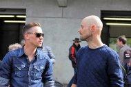 Zdenek Stybar & Tom Boonen