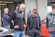 Tom Boonen & Bert Longin