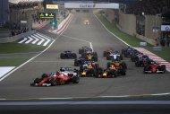 Start 2017 F1 GP Bahrain