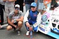 Anthony Kumpen en Bert Longin