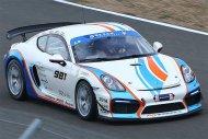 PG Motorsport - Porsche Cayman GT4 MR