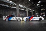 Team Schnitzer - BMW M3 E30 & BMW M6 GT3