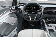 Interieur Audi e-tron Sportback Concept