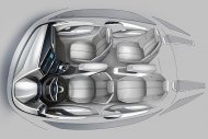 Zitplaatsen Audi e-tron Sportback Concept