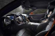 Interieur Corvette C7 ZR1 2019