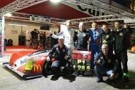 Frédéric Vervisch stuurt McDonald's Racing Norma naar pole