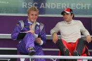 Craig Dolby en Tuka Rocha anno 2008 in de Superleague Formula