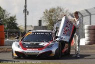 Hexis Racing - McLaren MP4-12C