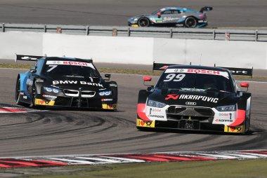 Mike Rockenfeller - Audi Sport Team Phoenix