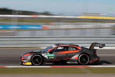 Jonathan Aberdein - Audi Team WRT
