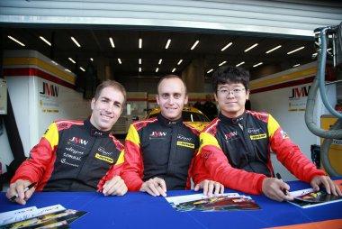 Jeff Segal, Matteo Cressoni & Wei Lu