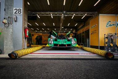 Inter Europol Competition - Ligier JS P3 Nissan