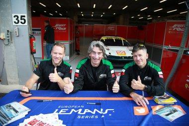 Matt Griffin, Duncan Cameron & Aaron Scott