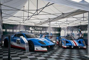 Wagens Ligier European Series