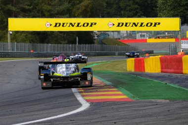 2019 ELMS 4 Hours of Spa