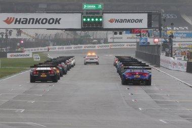 Start 2019 DTM Hockenheim Finals Race 2