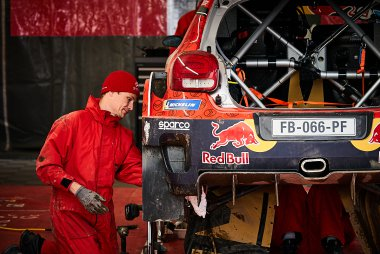 Servicepark 2019 WRC Rally of Wales